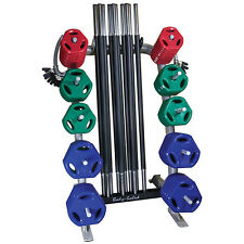 Body-Solid Cardio Barbell Pack with 10 Bar Sets - GCRPACK
