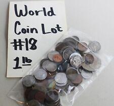 0.5kg World Foreign Pièces Mixte Dates & Conditions Pièce de Monnaie Lot 18 Vu
