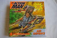 LANZAMISILES ACTION MAN AIR DEFENCE HASBRO 1996