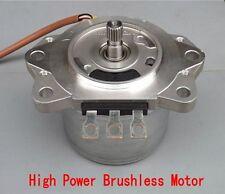 1pcs 12V DC Motor High Power 500w Torque 3N.m Resolver Brushless servo motor