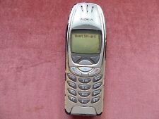 Nokia Model 6310i Lightning Silver Mobile Phone (c2003) 100% Original & Genuine
