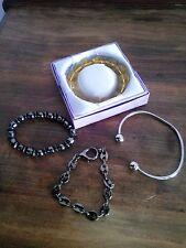 4 - All Different - Unisex Pain Relief Bracelet - Lot of
