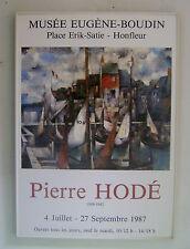 Pierre Hode Fine Art Gallery Poster