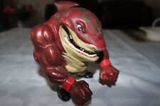 Vintage Street Sharks Big Slammu Action Figure 1994 Street Wise Designs Mattel