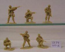 Armies in Plastic 5579 US Marines Afghanistan. Set 2. Figures Model Kit