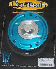 bouchon de réservoir 1/4 de tour Bleu/alu LIGHTECH SUZUKI GSX-R 1000 600 750 GSR