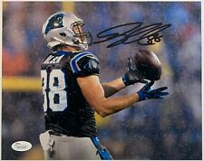 Greg Olsen NFL Signed 8x10 Photo Autographed JSA COA Certified Carolina Panthers