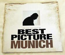 Munich rare Academy Award promo book Eric Bana Steven Spielberg Daniel Craig
