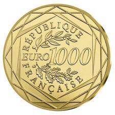 1000 Euro Gold Frankreich - Marianne 2019 prägefrisch zum Tauschpreis