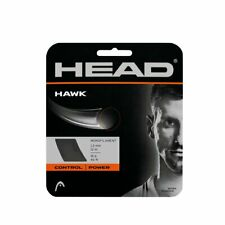 HEAD Hawk Set Tennis String, Gray, 16 Gauge