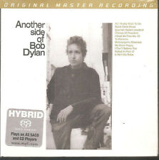 "BOB DYLAN ""Another Side Of Bob Dylan"" SACD sealed MoFi numbered limited"