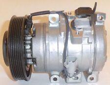 For Toyota Celica GT 1.8L 00-05 A/C Compressor w/ Clutch Denso Remanufactured