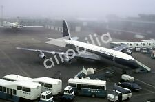 BRITISH AIRWAYS/BOAC BOEING 707 G-APFM - FRIDGE MAGNET - 6 x 4 INCHES