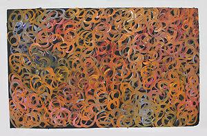 Warrina Designs Australian Aboriginal Art indigenous Painting Canvas Dot Utopia