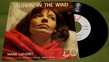 MARIE LAFORET Blowin In The Wind EP Orig FR FESTIVAL 1960s DYLAN