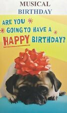 "HAPPY BIRTHDAY Card Music "" Ain't to Proud to Beg"" by The Temptations Hallmark"