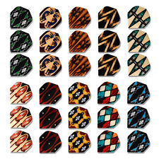 CUESOUL 30 Pieces Dart Flights For Darts NEW Dart Flights FOR DARTS