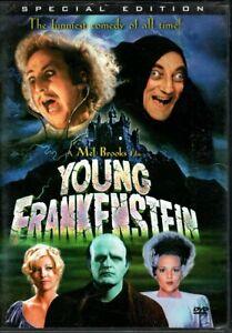 Young Frankenstein - REGION 1 DVD - FREE POST!
