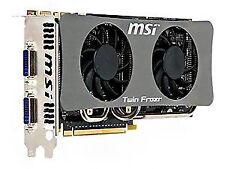 MSI Chipsatz/GPU-Hersteller NVIDIA Speichergröße 1GB Grafik-& Videokarten