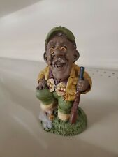 Lee Sievers Gnome (Tom Clark) Cairn Ed 1 The Duck Slayer Hunting gnome