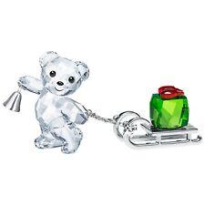 Swarovski Original Crystal Bear Christmas 2019 With Sledge 5464863
