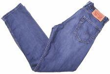 LEVI'S Mens 511 Jeans W30 L30 Blue Cotton Straight  JH02