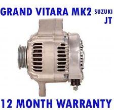 Suzuki Grand Vitara MK2 Mk II 2005 2006 2007 2008 2009-2015 Alternador