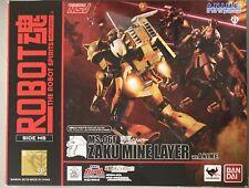 Bandai Robot Spirits Mobile Suit Gundam Zaku Minelayer Action Figure MSIA