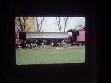 ORIGINAL Slide station RR Depot Yard Green Bay WI Illinois scrap car caboose box