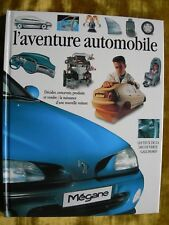 """@ Document RENAULT1995 """" L' AVENTURE AUTOMOBILE """" MÉGANE 1 """""""