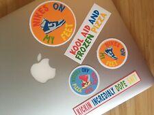 Mac Miller Dope Vinyl Sticker Set - 5 Stickers
