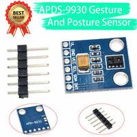 APDS-9930 RGB Licht IR Distanz Proximity Gestik Gesture Sensor I2C für Arduino