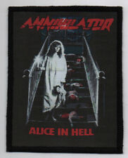ANNIHILATOR PATCH / SPEED-THRASH-BLACK-DEATH METAL