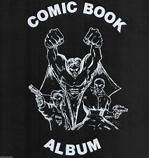 Silver Comic Book Storage Album Set   3 Inch Binder Pocket Pages Bags Boards NEW