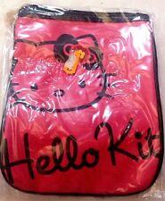 Hello Kitty - Sanrio - Tracollina in Ecopelle Fucsia 15x18- Cartorama - Nuovo