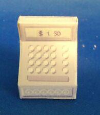 Dollhouse Miniature 1:12 Scale Paper Cash Register