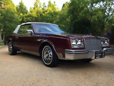 1982 Buick Riviera Limited Edition Convertible 2-Door