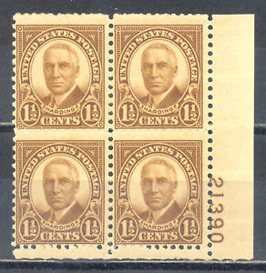 US Stamp (L1632) Scott# 684, Mint NH OG, Nice Plate Block