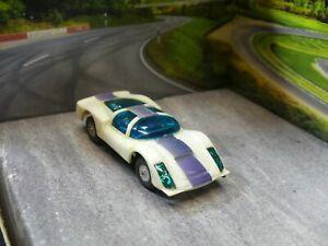 Vintage - TYCO S Porsche Carrera White/Blue - New No Box