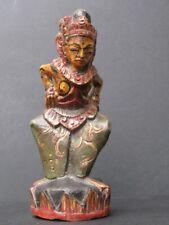 Statuette en Bois, Mythologie de BALI INDONÉSIE
