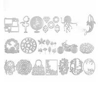 DIY Fustella Cutting Dies big shot Carta Maker Album Scrapbooking Fai da te 05