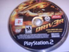 Driver Playstation 2 PS2 GAME DISC ONLY
