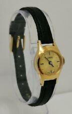 Vintage 1960s Oris Gold Plated 7 Jewel Mechanical Ladies Wrist Watch Cal 440 KIF