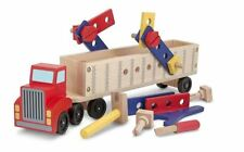 Melissa & Doug Big Rig Building Set