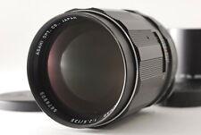 [EXT+++] Asahi Pentax 135mm F2.5 SMC Eraly Model Takumar M42 mount lens w/ Hood