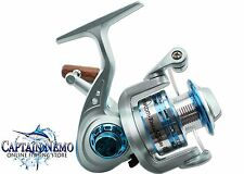 TOKUSHIMA FF2000 JAPANESE DESIGN SPINNING FISHING REEL ALUMINIUM SPOOL FF2000