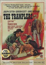 THE TRAMPLERS JOSEPH COTTEN FRANCO NERO NEW SEALED DVD WILD EAST  FREE SHIPPING