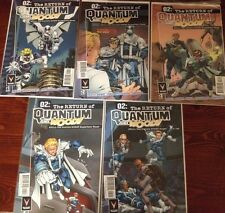 Q2: The Return of Quantum and Woody #1-5 Christopher Priest Mark Bright Valiant