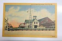 "Vintage Maryland Postcard US Coast Guard Ocean City MD Unposted 3.5"" X 5.5"""