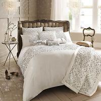 Kylie Minogue Bedding - EVA Oyster / Cream Duvet / Quilt Cover, Cushion or Throw
